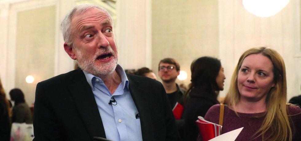 Jeremy Corbyn, krycí jméno COB