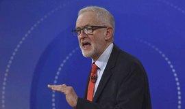 Výsledky voleb jsou zoufalým zklamáním, prohlásil Corbyn. Labouristé podle něj ale argumentačně vyhráli
