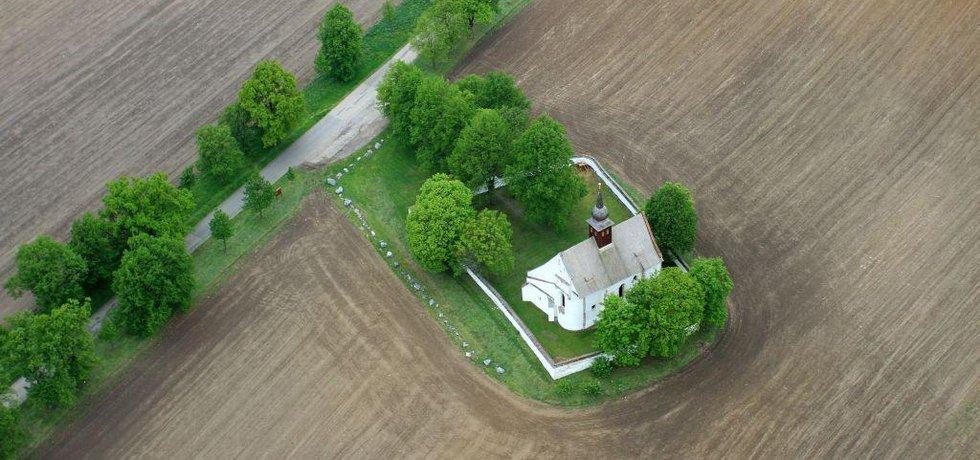 pozemky církve, ilustrační foto