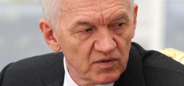 Ruský podnikatel Gennadij Timčenko