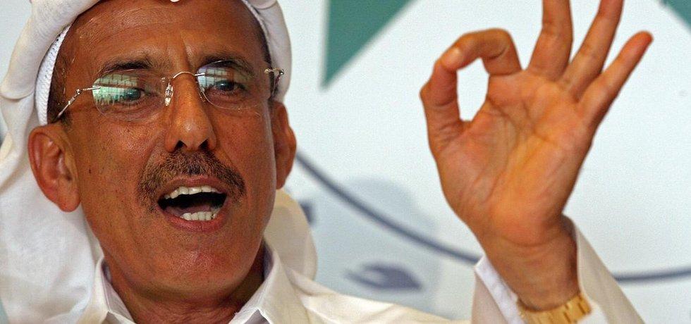 Dubajský miliardář Khalaf al Habtoor