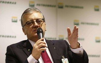 Bývalý šéf Petrobrasu Aldemir Bendine