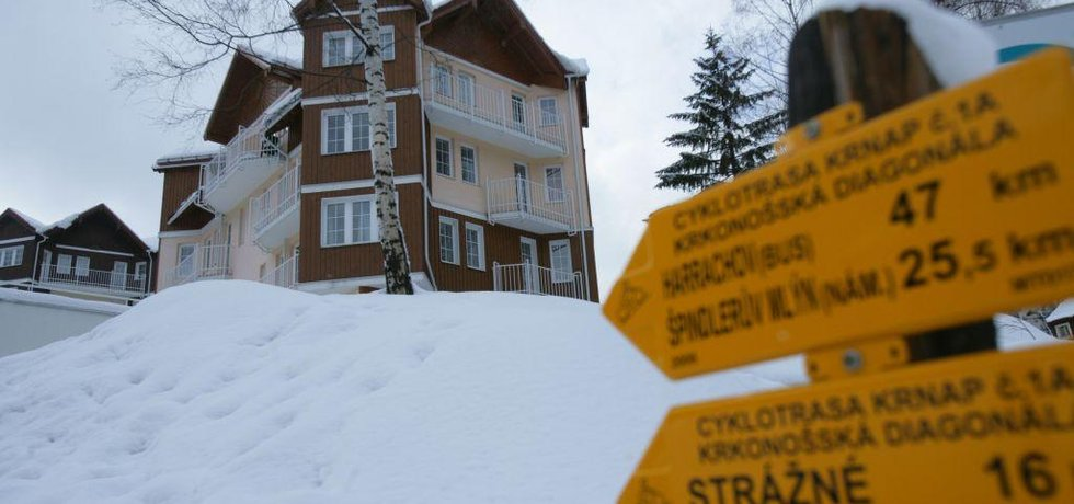 Ceny krkonošských apartmánů rostou