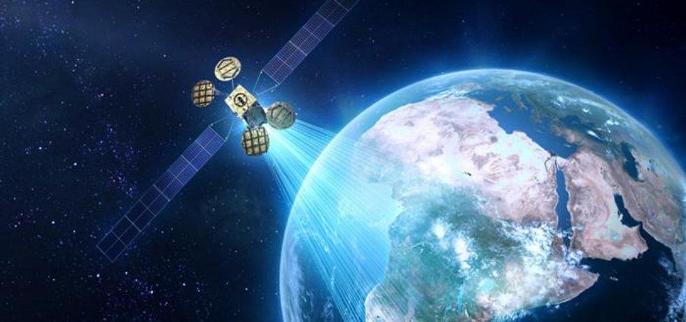 ilustrační foto:  satelit, internet, Země,