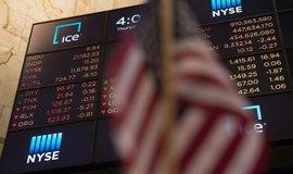Americká burza cenných papírů, ilustrační foto
