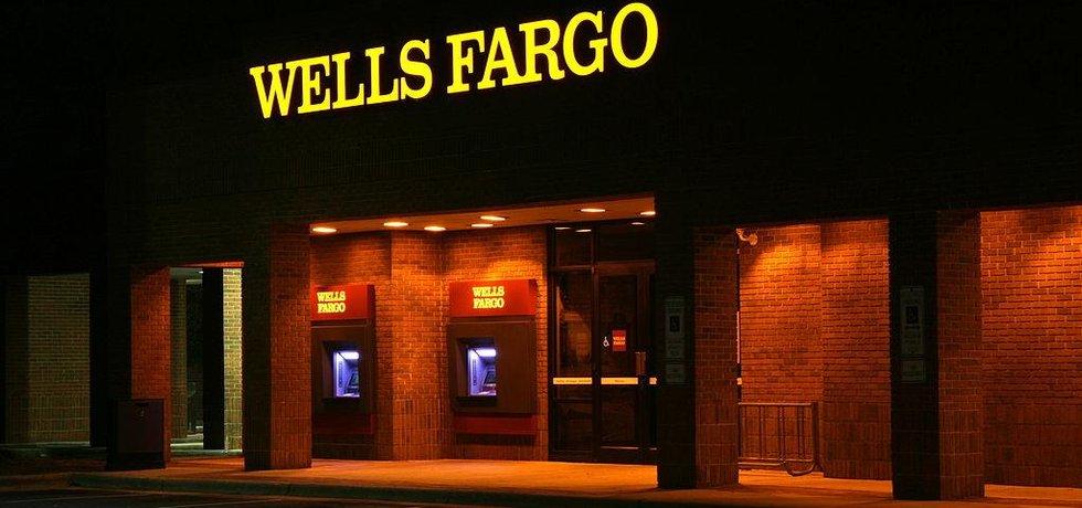 Pobočka banky Wells Fargo