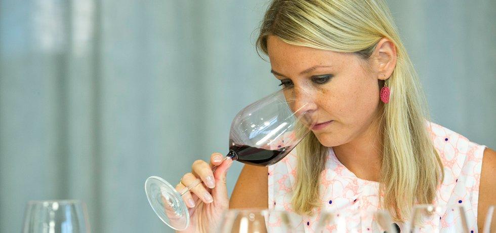 Česká Master of Wine Lenka Sedláčková (Zdroj: Makro Cash & Carry ČR)