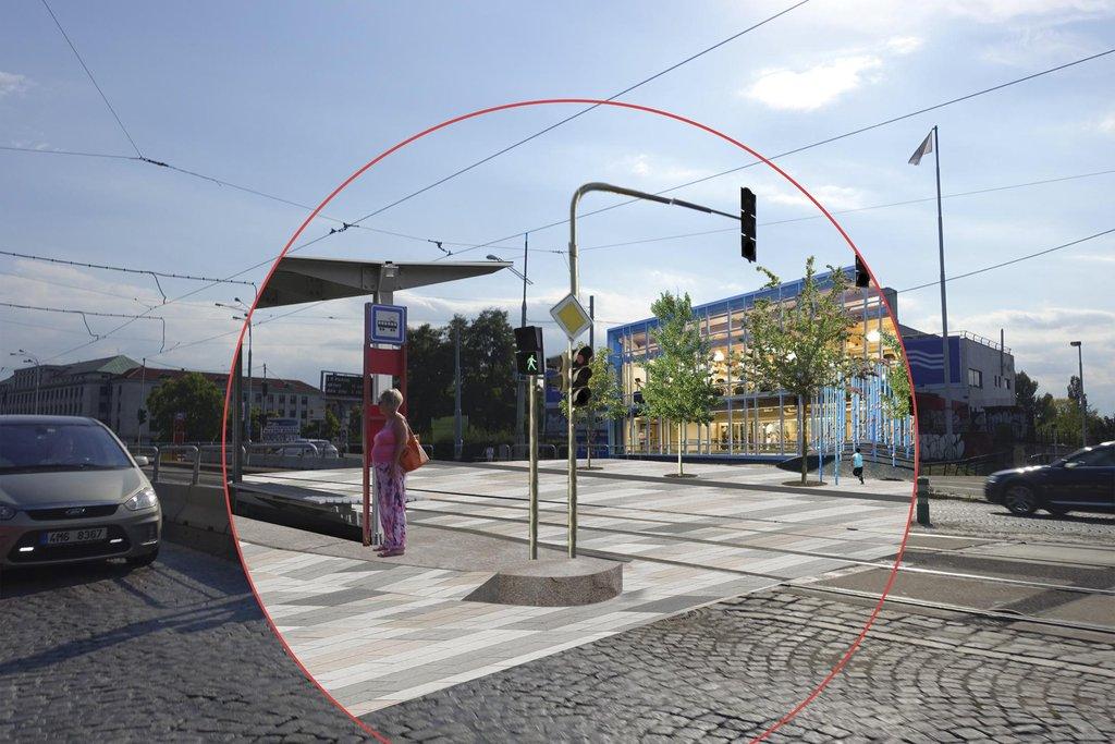 Na Štvanici sice nedávno vznikla tramvajová zastávka, ale dostat se na ni je poněkud náročné. Kdyby bylo snazší se na ostrov dostat, mohl by hrát významnou úlohu jako rekreační plocha pro hustě zastavěné Holešovice a Karlín