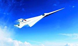 Nadzvukový dopravní letoun vyvíjený NASA