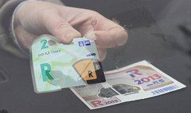 Dálniční známka - ilustrační foto