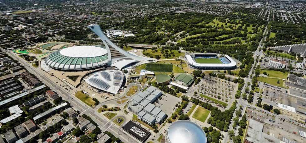 Olympijský park v Montrealu z roku 1976 sice nechátrá, dluh za jeho výstavbu se však podařilo splatit až v roce 2006.
