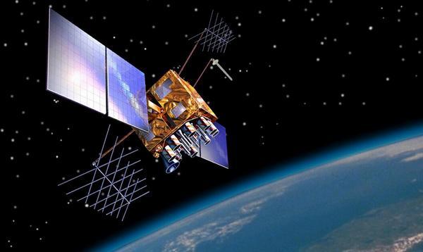 GPS IIRM, družice, navigace,