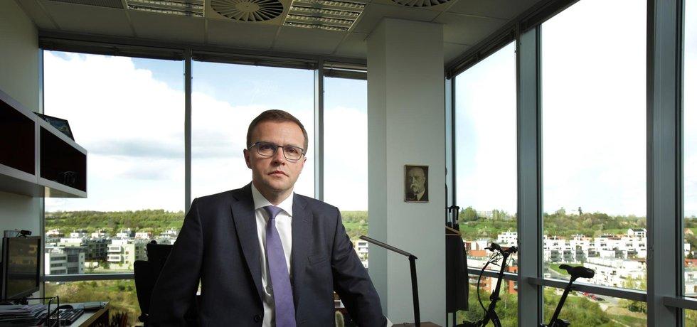 Zdeněk Turek, ředitel Citibank Europe