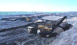Těžba  ropných písků, ilustrační foto