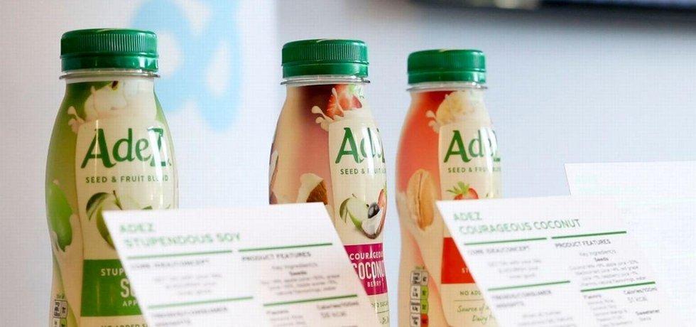 Rostlinné mléko Adez