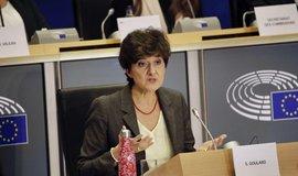 neúspěšná kandidátka do Evropské komise Sylvie Goulardová