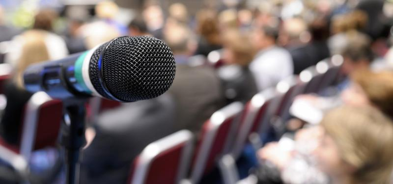 *kongres, seminář, přednáška, sympozium, konference
