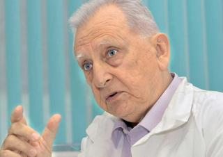 prof. MUDr. Karel Trnavský, DrSc.