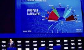 Sledujte online: Česká účast v eurovolbách byla z celé unie třetí nejnižší