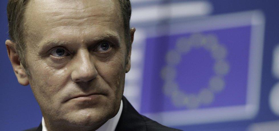 Donald Tusk jako nový předseda Evropské rady má před sebou řadu nesnadných úkolů