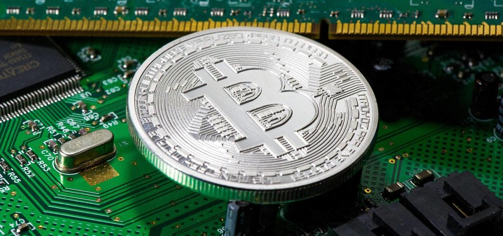 Evropská centrální banka nebude regulovat bitcoin, říká její šéf Draghi. Ilustrační foto