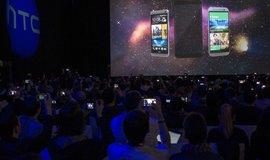 Prezentace telefonů HTC