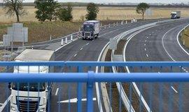 Letos se otevře 34 kilometrů nových dálnic. Loni to byly čtyři