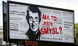 Předvolební reklama Andreje Babiše