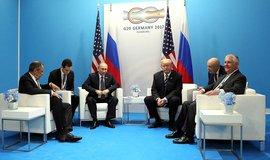 Setkání prezidentů USA a Ruska