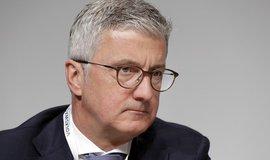 Rupert Stadler končí v čele Audi