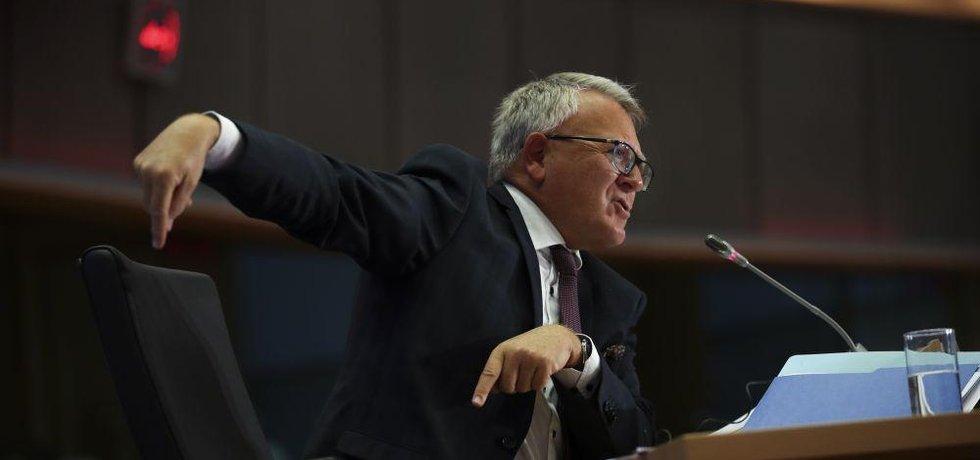 Budoucí eurokomisař pro zaměstnanost Nicolas Schmit