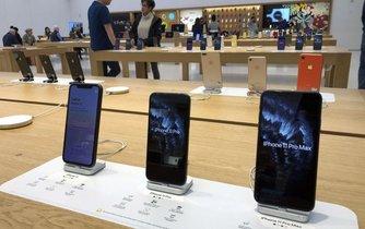 Apple, ilustrační foto