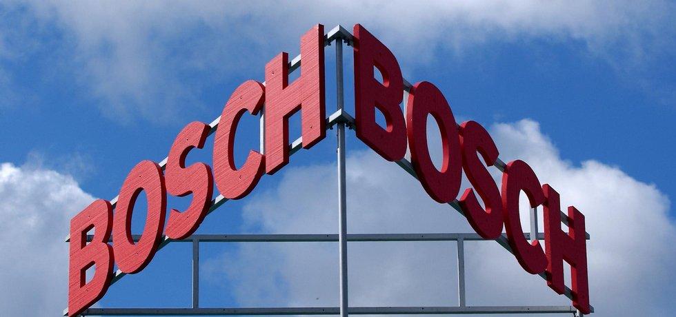 Firma Bosch zvýšila tržby na nový rekord.
