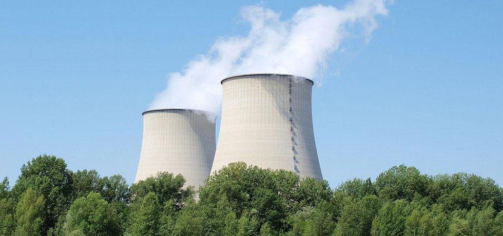 Jedna z elektráren skupiny EDF
