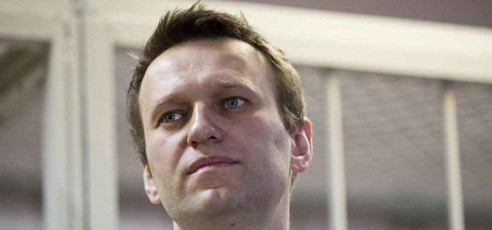 Ruský opoziční předák a populární bloger Alexej Navalnyj