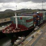 Panamský průplav (Zdroj: ČTK)