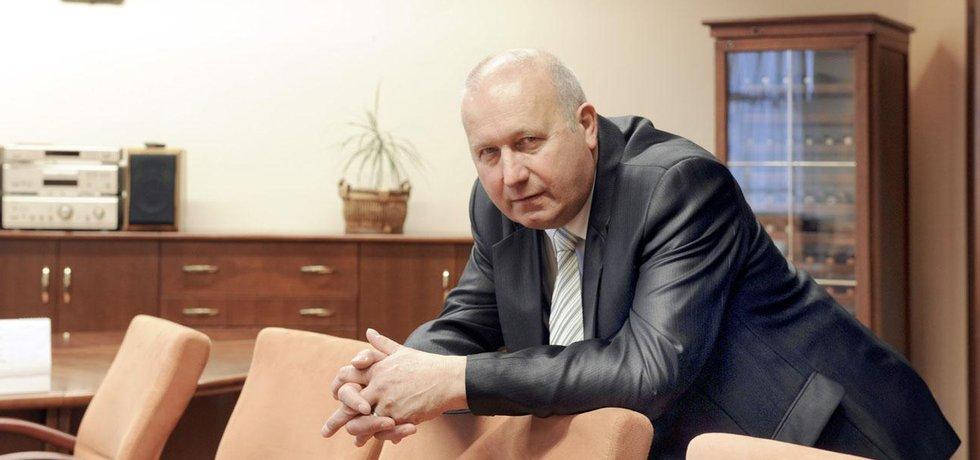 Ústecký hejtman Oldřich Bubeníček