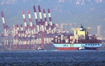 Čínský export, ilustrační foto