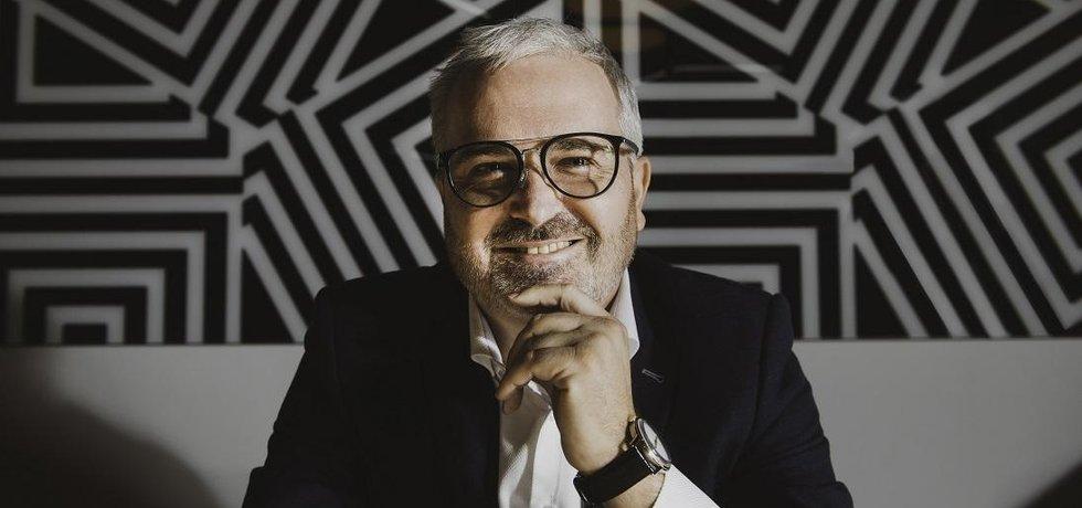 Zakladatel investiční skupiny Unicapital Pavel Hubáček