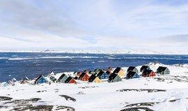 Grónské hlavní město Nuuk