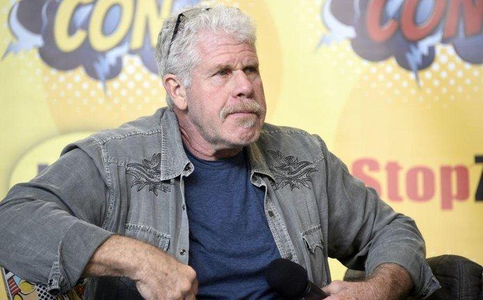 Představitel filmového Hellboye Ron Perlman