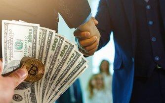 Investice do blockchainu, ilustrační foto