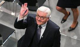 Nový německý prezident Frank-Walter Steinmeier