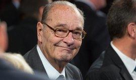 Bývalý francouzský prezident Jacques Chirac