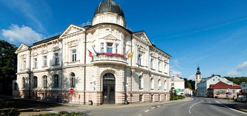 Městský úřad v Krásné Lípě
