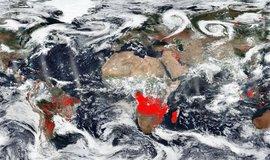 Požáry na Zemi