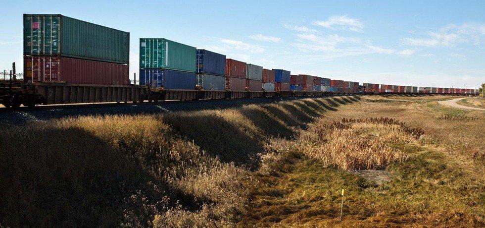 Vlak čeká cesta dlouhá 11 tisíc kilometrů, ilustrační foto