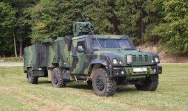 Lehké obrněné vozidlo S LOV CBRN 2