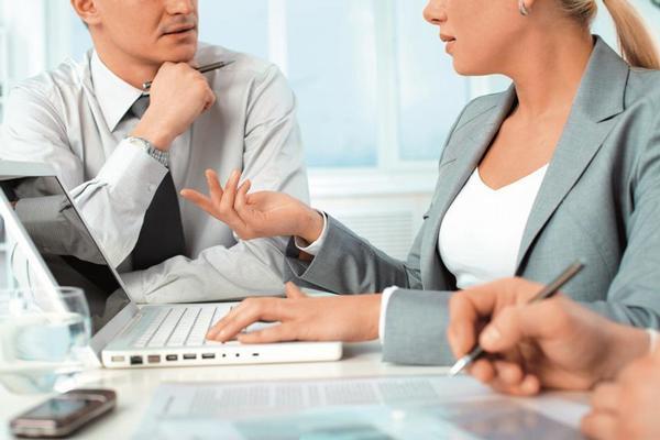 management, jednání