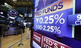 Fed snížil základní úrok o čtvrt procentního bodu, ilustrační foto